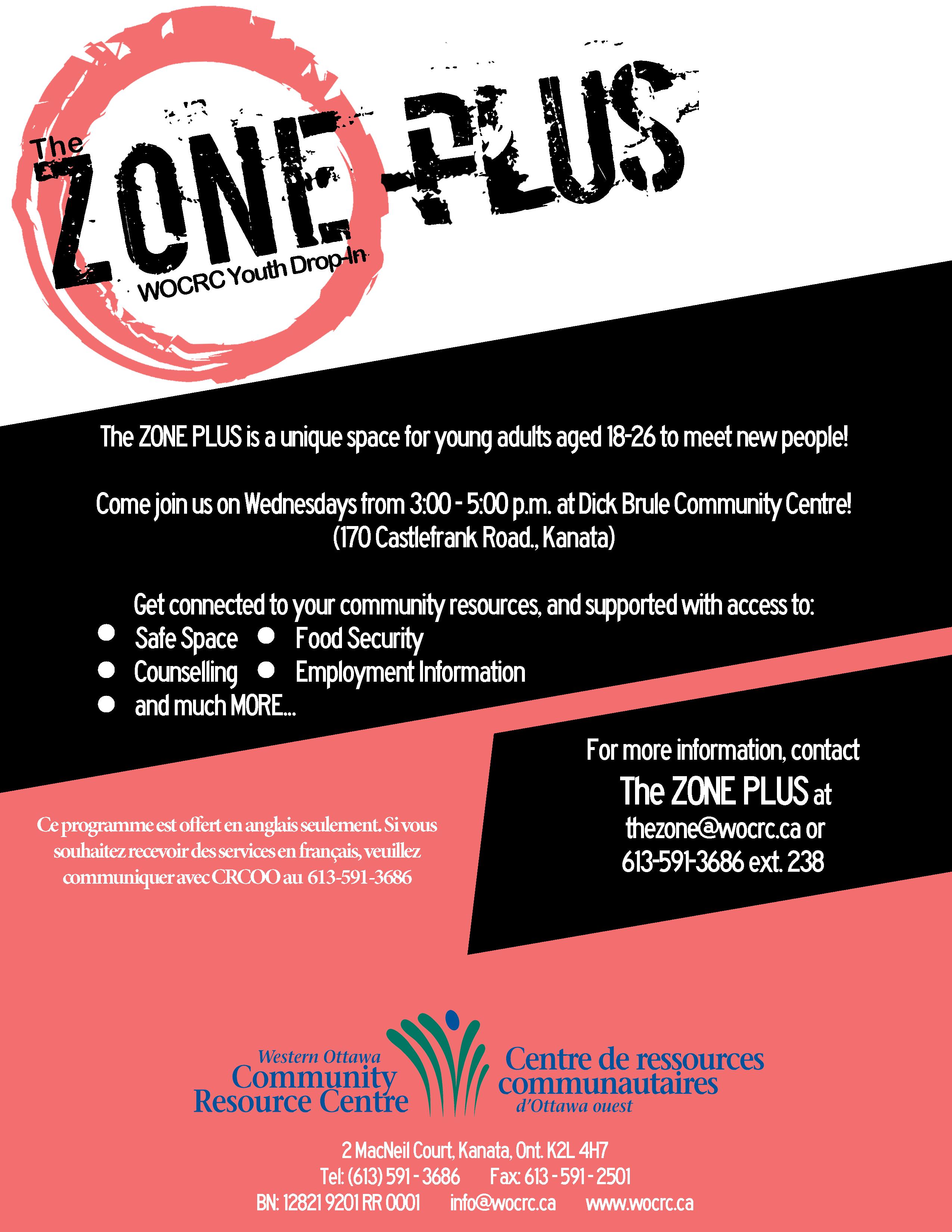 ZONE PLUS poster