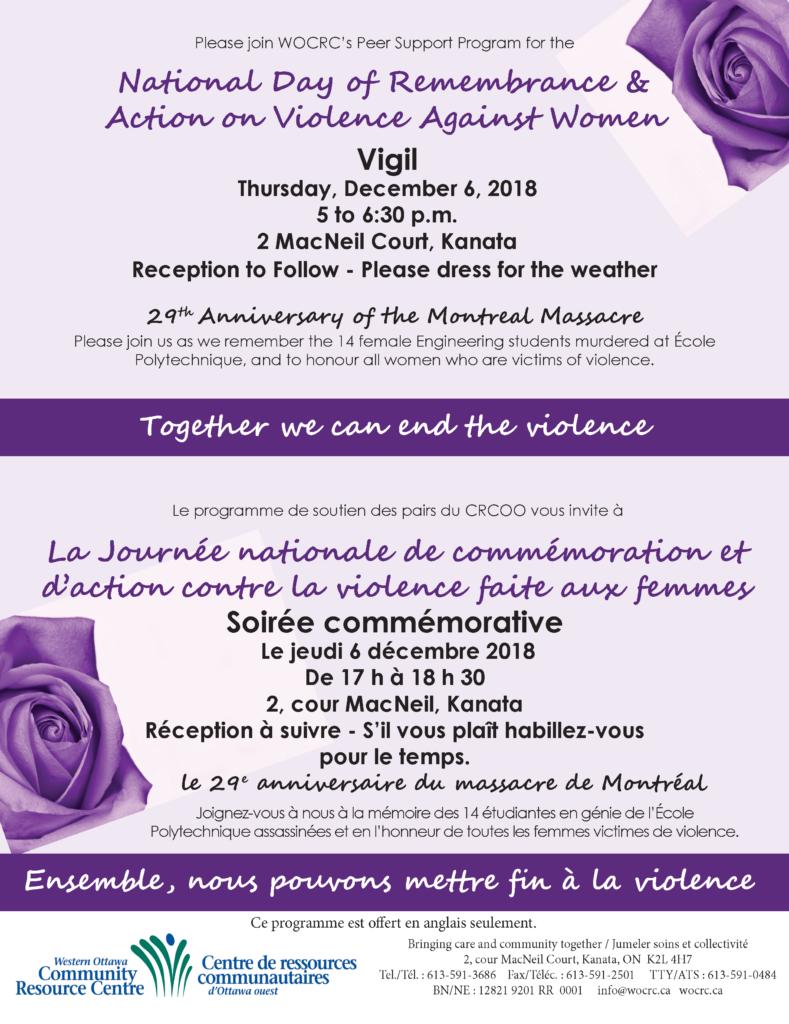 Poster for Vigil 2018