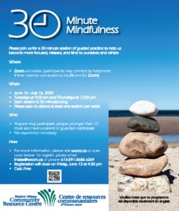 30 Minute Mindfulness 1