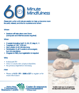 60 Minute Mindfulness Cover