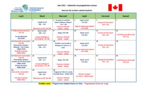 CSS Calendar juin 2021 Fr
